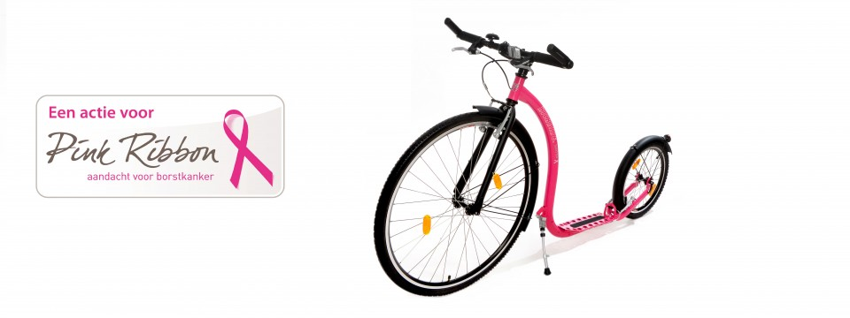 Nieuw: Sport G4 Pink Ribbon