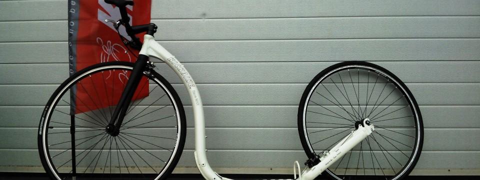 New Kickbike Racemax 28/28